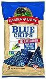 Garden of Eatin' No Salt Added Blue Corn Tortilla Chips, 8.1 oz. (Pack of 12)
