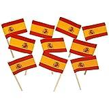 Spain | Spanish Flag Toothpick...