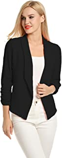 womens blazer cardigan