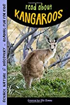 Read About Kangaroos - Reading Fun for Kids (Reading About Books) (Volume 2)