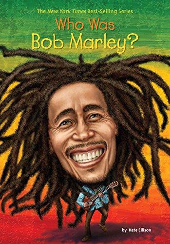 『Who Was Bob Marley?』のカバーアート