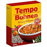 Tempo Weiße Bohnen - nostalgische DDR Kultprodukte - Ossi Produkte