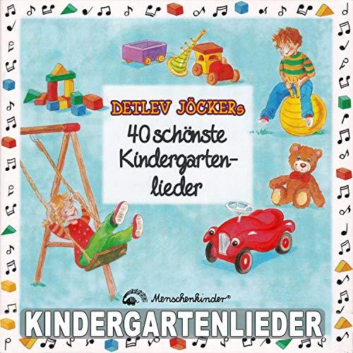 Detlev Jöckers 40 schönste Kindergartenlieder