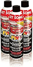 FW1 Wash & Wax Waterless Polish with Carnauba 17.50oz (3-Pack)