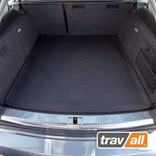 Travall Liner Kofferraumwanne TBM1019 - Maßgeschneiderte Gepäckraumeinlage mit Anti-Rutsch-Beschichtung