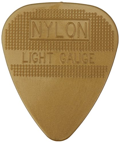 DUNLOP HEV210R HERCO VINTAGE '66 LIGHT BOLD GOLD- PLETTRI PER CHITARRA