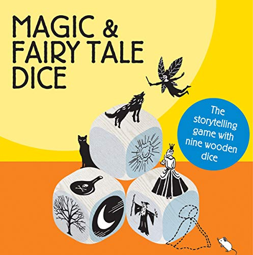 Magic & Fairytale Dice (Story Telling Game)