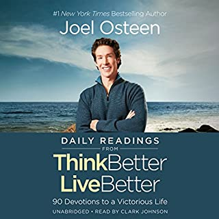Daily Readings from Think Better, Live Better cover art