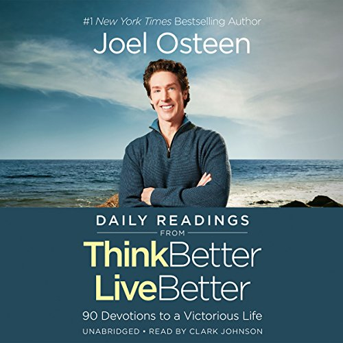 Daily Readings from Think Better, Live Better audiobook cover art