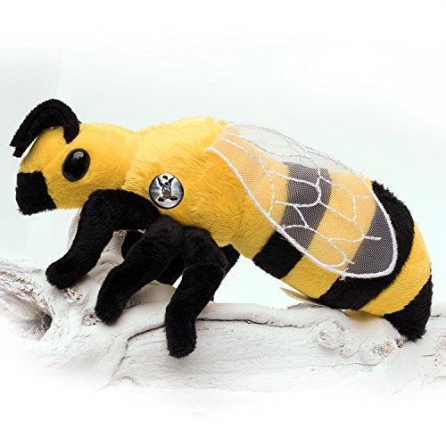 Biene MAJA Wespe 20 cm Plüschtier von kuscheltiere.biz