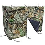 Allen Company Vanish Magnetic Hunting Treestand Ladder Stand Cover - 96 W x 35 H inches, Realtree Xtra Camo,5314