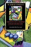 Cambridge University Press English Poetries