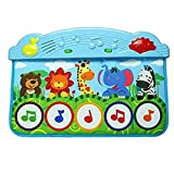 Playmats-1932 Accesorio Interactivo Musical Cunas, Multicolor (Neo Toys...