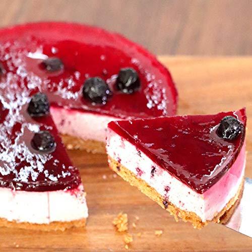 富良野レアチーズケーキ(アロニア)