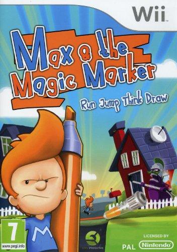 Max & The Magic Marker [Edizione: Francia]