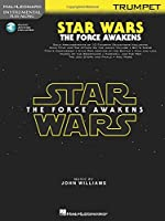 Star Wars the Force Awakens: Trumpet, Includes Downloadable Audio (Instrumental Play Along)