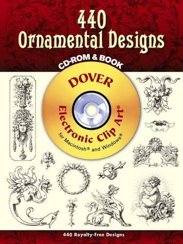 440 ORNAMENTAL DESIGNS (Electronic Clip Art)