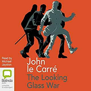 The Looking Glass War cover art