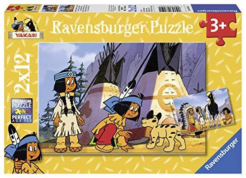 Ravensburger 07559 - Yakari, der kleine Indianer