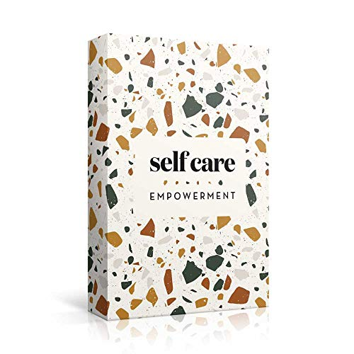 Empowering Self Care Questions - 52 Stress Relief Cards for Meditation, Mindfulness, Yoga & Gifts
