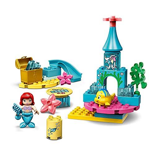 LEGO Duplo Disney Princess - Castillo Submarino de Ariel (10922)