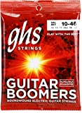 GHS Strings GBL Guitar Boomers, Nickel-Plated Electric Guitar Strings, Light (.010-.046)
