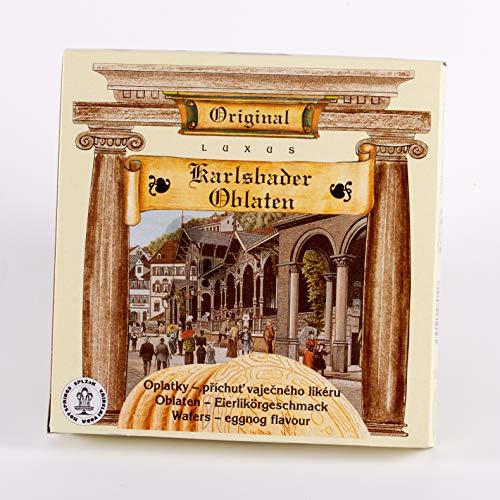 5 x Karlsbader Oblaten Eierlikör 170g Packung