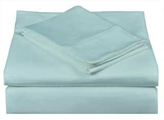 Merissa 500 Thread Count Best Bed Sheets 100% Cotton Sheets Set - Extra Long-Staple Cotton Sheet for Bed 4 Piece Set with ...