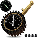 Best Tire Pressure Gauges - Randalfy Car Tire Pressure Gauge, Tire Pressure Gauge Review
