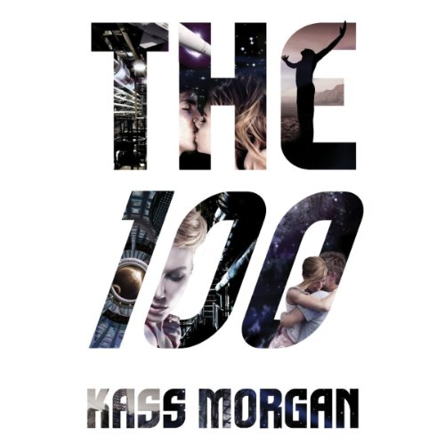 The 100 audiobook cover art