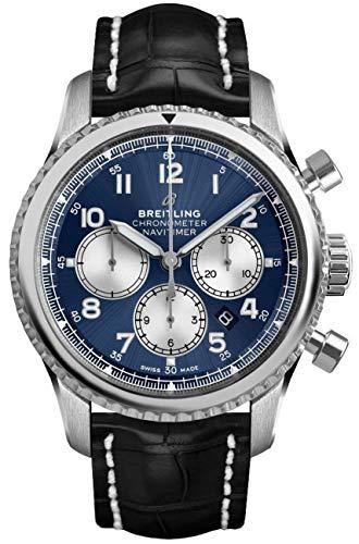 Breitling Navitimer 8 Chronograph B01 Chronometer 43 AB0117131C1P1 Blau