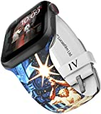 Star Wars – A New Hope Smartwatch Band – Officially Licensed, Compatible with Apple Watch (not Included) – Fits 42mm and 44mm