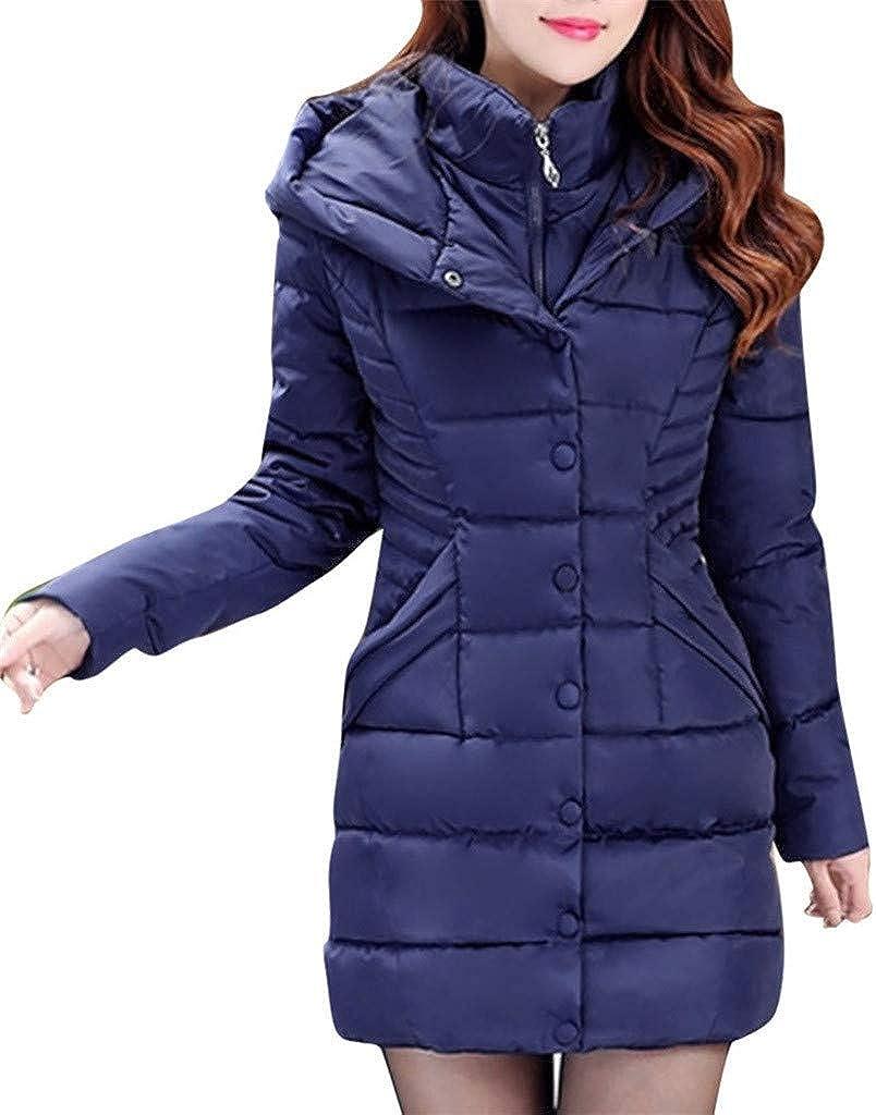 Women's Winter Warm Coat Hoodie Long Overcoat Ladies Limited price sale T latest