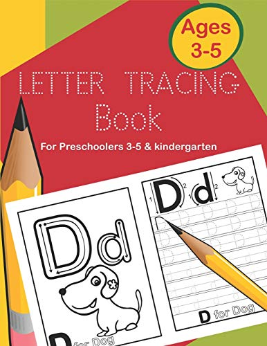 Compare Textbook Prices for Letter Tracing Book for Preschoolers 3-5 & Kindergarten: Fun and Easy Way to Learn Alphabet Writing Practice workbook for Kids ages 3 to 5 Learn to Write and Draw for Kids  ISBN 9781089918363 by T, Jay