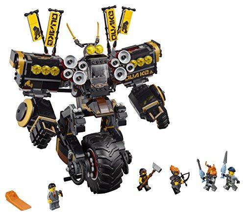 LEGO Ninjago - Le Robot Sismique -...