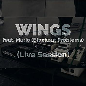 Wings  [feat. Mario Radetzky]
