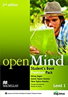 openMind 2nd Edition AE Level 1 Student's Book Pack Premium (Openmind American Edition)