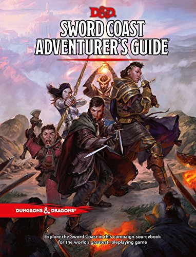 Sword Coast Adventurer's Guide: Sourcebook for Players and Dungeon Masters
