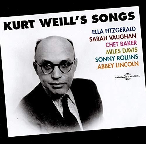 Kurt Weills Songs (3cd)