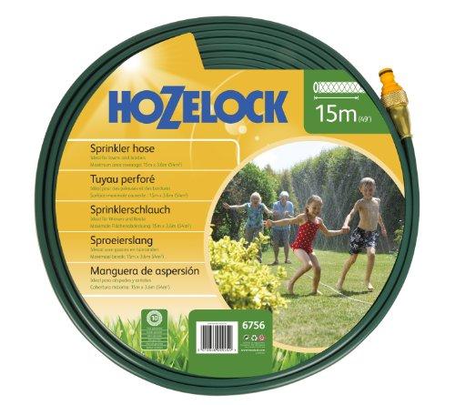 Hozelock Manguera 15m, de apersión Área cubierta: 100m, 6756P0000