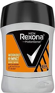 Rexona Workout Antiperspirant Stick For Men, 40 gm