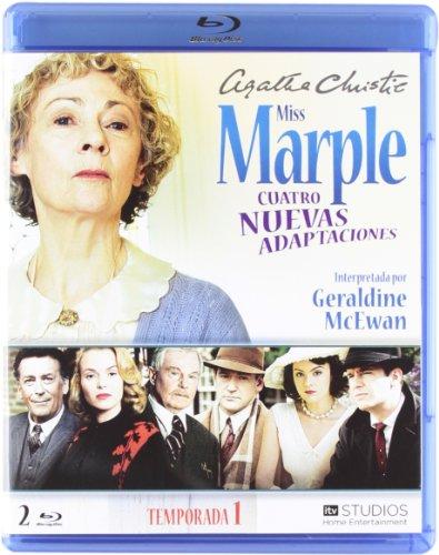Miss Marple - Cuatro Nuevas Adaptaciones [Blu-ray]