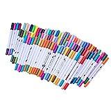 YST Acrylstifte Dual Brush Stift Set Filzstifte Journal Zubehör Marker Malerei Graffiti Briefpapier...