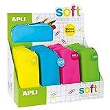 APLI Soft Pencil Case