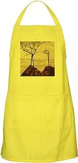 CafePress-Egon Schiele Autumn Sun and Trees Apron