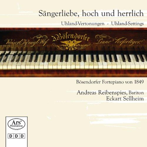 6 Balladen, Op. 101 (text by J.L. U…