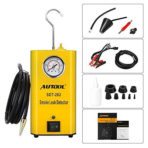Autool. 12 V Auto EVAP Detektor für Autorohre, Leck-Detektor SDT-202 für alle Fahrzeuge