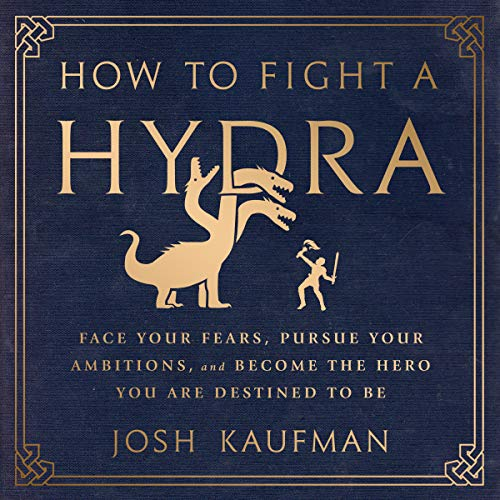 How to Fight a Hydra cover art