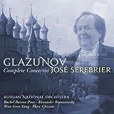 Glazunov: Complete Concertos