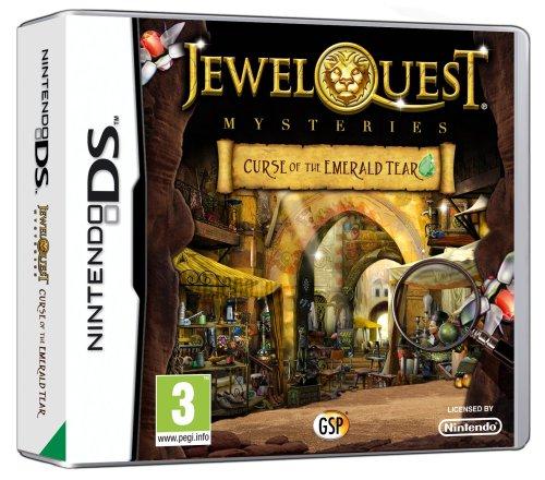 Jewel Quest Mysteries: Curse of the Emerald Tear Importació